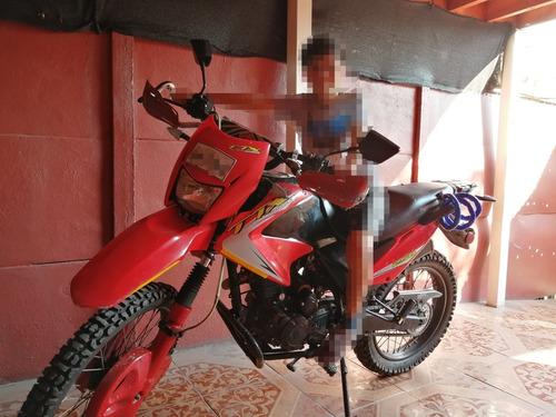 motorrad ttx250