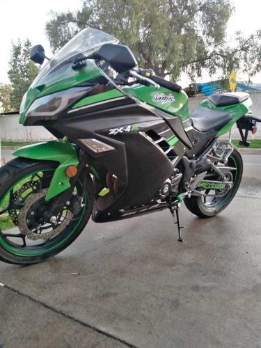 motorrad zx4r