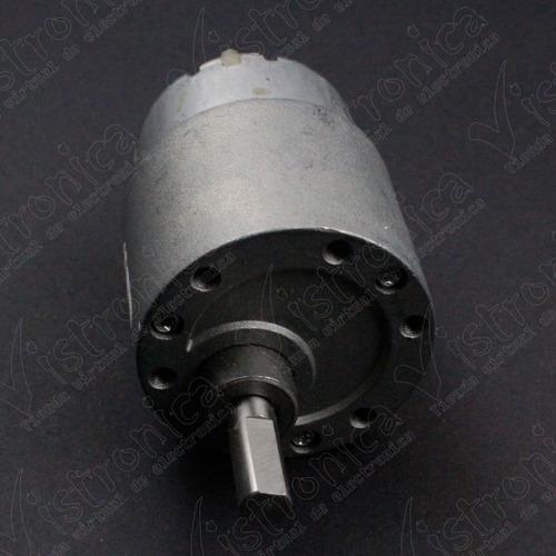 motorreductor 15kgcm 6.5rpm
