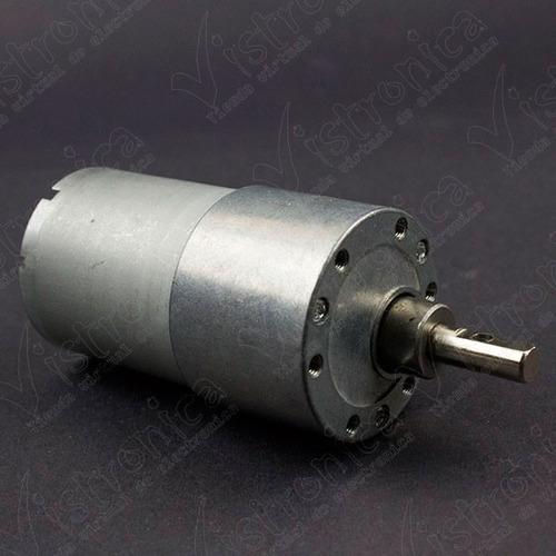 motorreductor 24v 80rpm 7kgcm 1:90