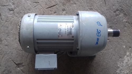 motorreductor gtr. 1/2 hp. 220 v  rel. 30:1  entrega 56 rpm.