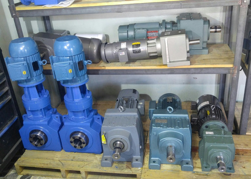 motorreductor reductor motor electrico  servicio