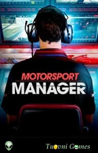 motorsport manager - digital pc steam