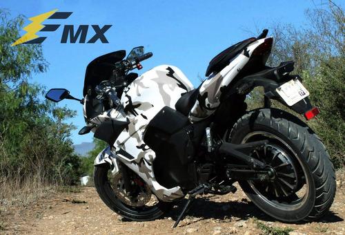 motos 100% electricas, mexicana electro mexico