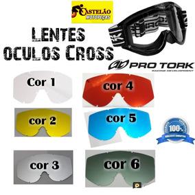e571e47ac7ddd Oculos Cross Espelhado Pro Tork - Acessórios de Motos no Mercado ...