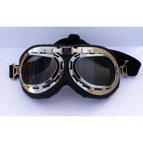 2a1119a589816 Oculos Moto Custom Aviador - Acessórios de Motos no Mercado Livre Brasil