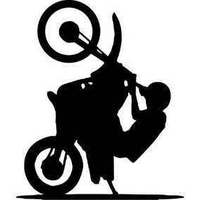 Adesivo Personalizado Grau Empinar Equipe Acessórios De Motos No
