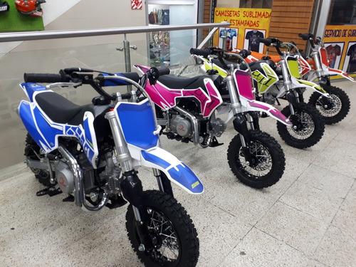 motos a gasolina para niños 4 tiempos 70cc