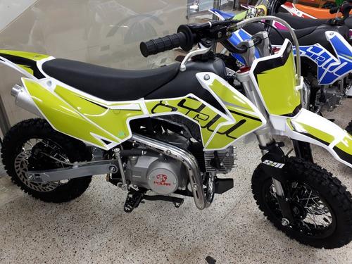 motos a gasolina para niños 4 tiempos 70cc plr