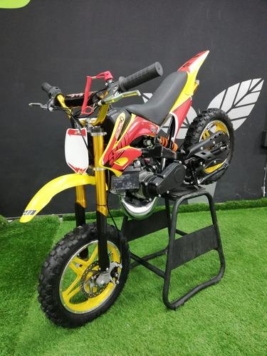motos a gasolina para niños 50cc nuevas encendido electronic