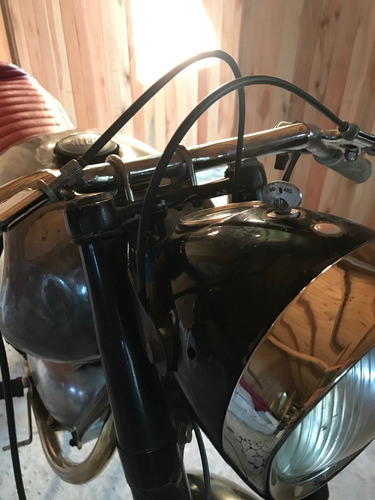 motos antiguas, gilera 150 súper sport, modelo 1957