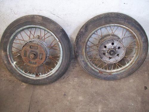 motos antiguas -jawa -ruedas-r-16