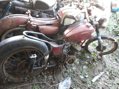 motos antiguas por partes consulte