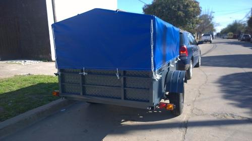 motos, batan, trailer