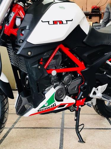 motos benelli tnt25 okm  naked 2018 entrega inmediata