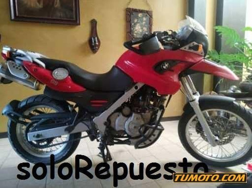 motos bmw gs650