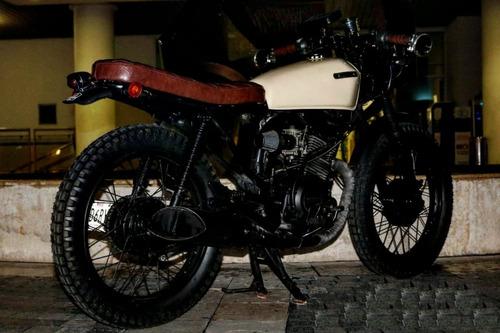 ¡¡¡motos cafe racer honda y yamaha 125cc!!! $$$aprovecha$$$