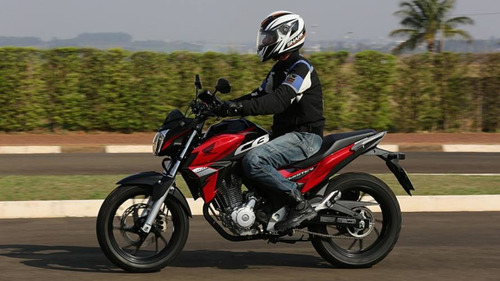 motos cb 250f twister std honda