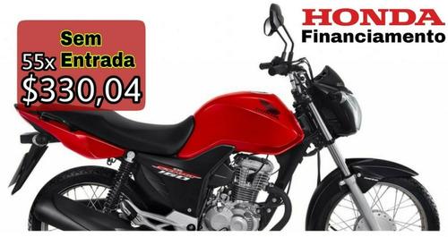 motos cg 160 start 2019
