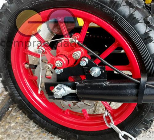 motos cross 50cc gasolina motor 2 tiempos 40 km velocidad
