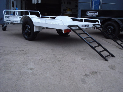motos cuatriciclos trailer