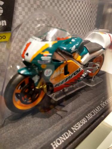 motos de competicion coleccion n°2 nsr 500 michael doohan