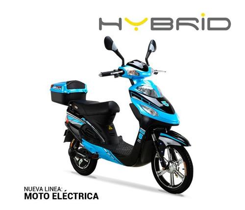 motos electricas  2018 milenium