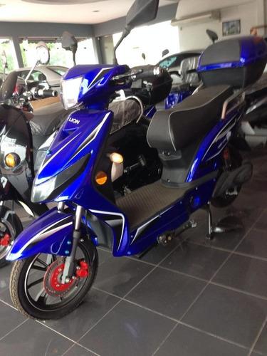 motos eléctricas.