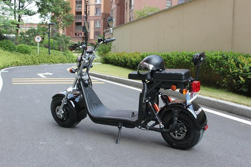 motos electricas citycoco harley motor 1500w 50km/h año 2020