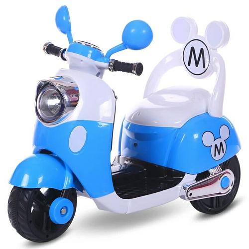 motos eléctricas de mickey mause para niños