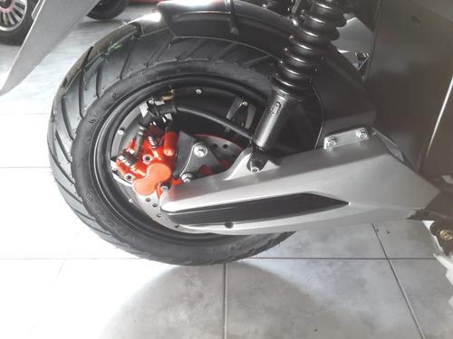 motos eléctricas lucky lion modelo king