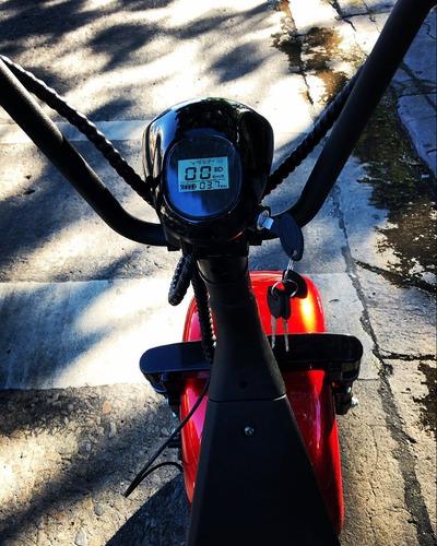 motos eléctricas top electric cycles. 1500w - pro y go