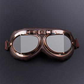 21a30cd1d Óculos Antigo Moto Piloto Aviador Hells Vintage Coleção - Acessórios ...
