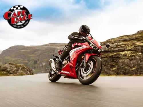 motos honda cbr 500 r 500cc 2019 | financiada deportiva!!