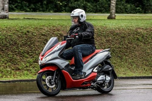 motos honda pcx