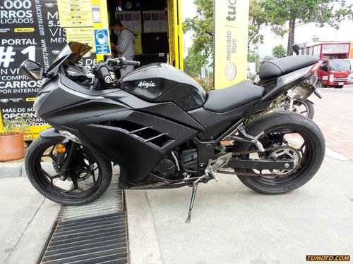 motos kawasaki ninja 300