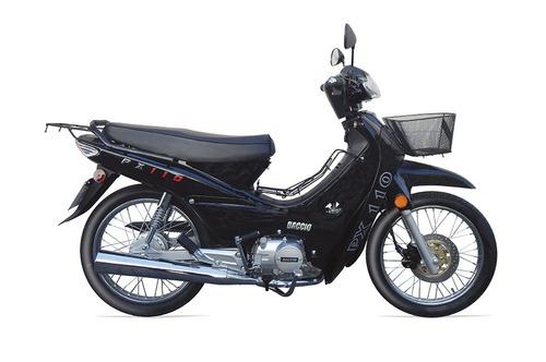 motos moto baccio px110f entrega inmediata