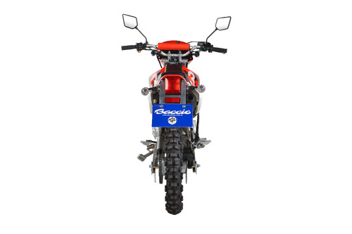 motos moto baccio x3m - 12 cuotas + casco