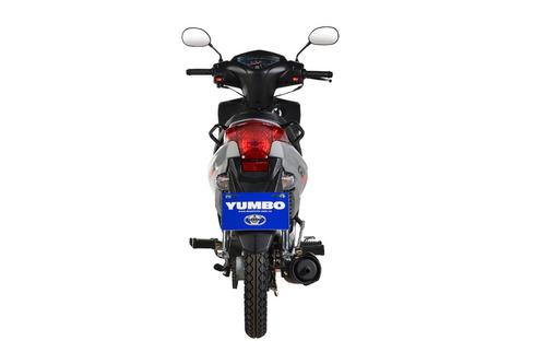motos moto yumbo city 125  aleación 0 km + casco