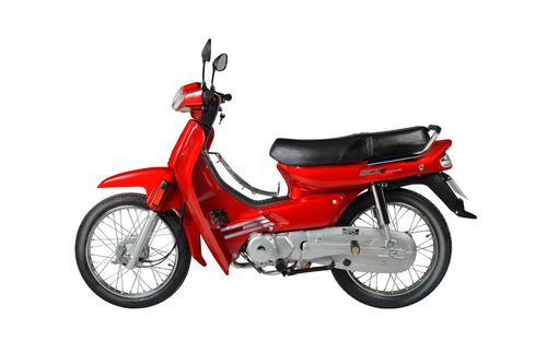 motos moto yumbo eco 70 -  12 cuotas + casco