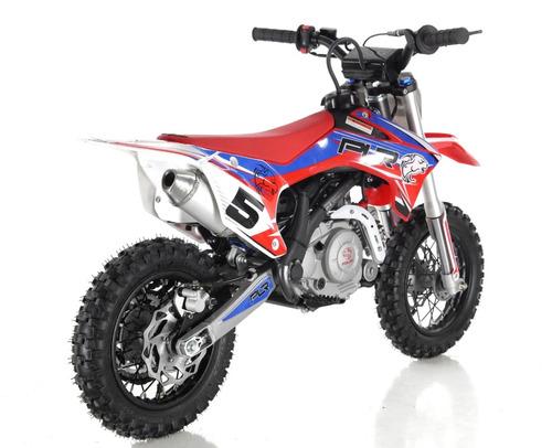 motos motocross pitbike niños adultos polar 50 cc kinder