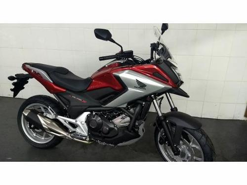 motos nc 750x honda - 2019