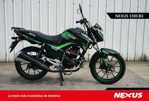 motos nexus 150cb3