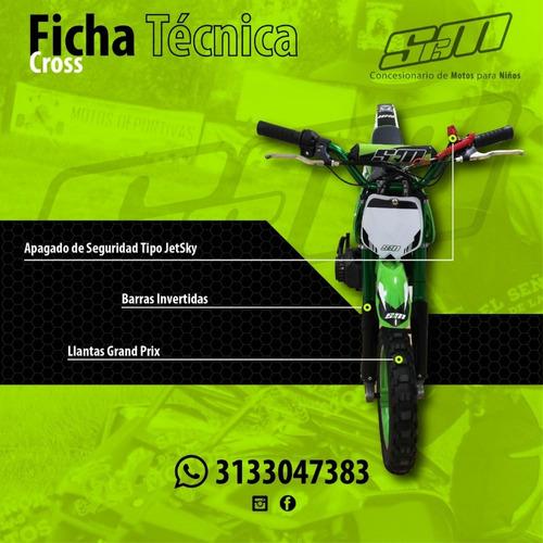 motos para niños 50cc