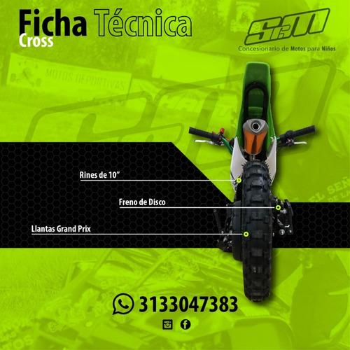motos para niños 50cc  a gasolina encendido electrónico