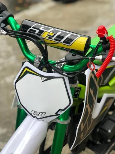motos para niños a gasolina 60cc boton de encendido nuevas