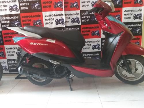 motos pisteras modernas semi nuevas a credito