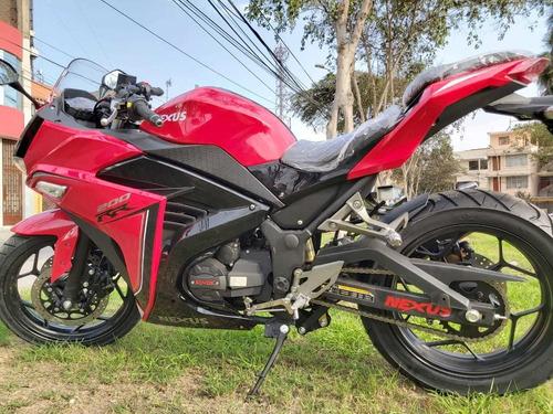 motos pisteras  semi nuevas a credito