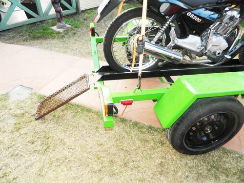 motos trailer trailers