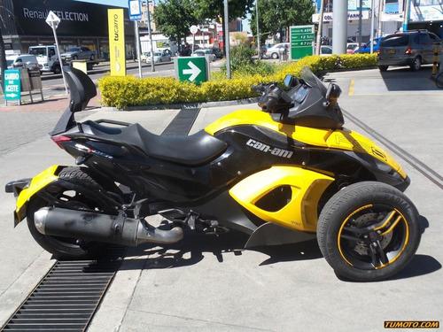 motos triciclos can-am spyder rs-s